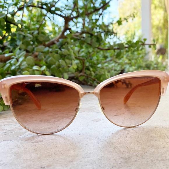 Oliver Peoples Alisha OV244 Rose Gold Sunglasses